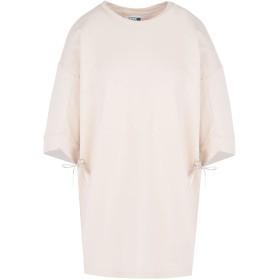 《期間限定 セール開催中》PUMA レディース スウェットシャツ ベージュ XS 68% コットン 25% ポリエステル 7% ポリウレタン LACING CREW
