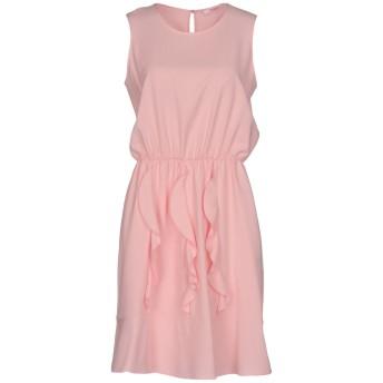 《セール開催中》BLUGIRL BLUMARINE レディース ミニワンピース&ドレス ピンク 42 ポリエステル 96% / ポリウレタン 4%