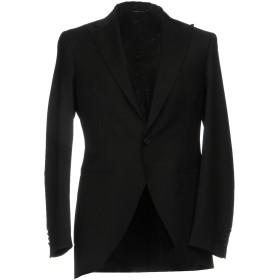 《期間限定セール開催中!》57 T メンズ テーラードジャケット ブラック 50 ウール 84% / モヘヤ 16%