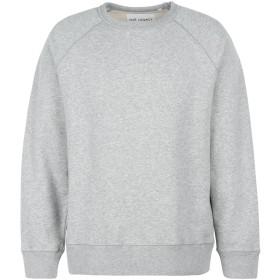 《期間限定 セール開催中》OUR LEGACY メンズ スウェットシャツ グレー 52 コットン 86% / ポリエステル 14% Our Legacy 50's Great Sweat Grey Melange Loop Sweat