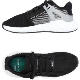 《セール開催中》ADIDAS ORIGINALS メンズ スニーカー&テニスシューズ(ローカット) ブラック 6 紡績繊維