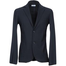 《セール開催中》AUTHENTIC ORIGINAL VINTAGE STYLE メンズ テーラードジャケット ブラック 46 ナイロン 73% / ポリウレタン 27%