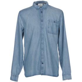 《期間限定セール開催中!》CHEAP MONDAY メンズ デニムシャツ ブルー XS コットン 100%