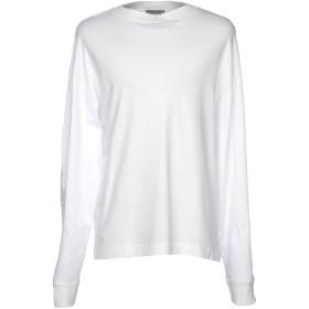 《期間限定セール開催中!》CALVIN KLEIN JEANS メンズ T シャツ ホワイト S コットン 100%