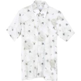 《期間限定 セール開催中》JIL SANDER メンズ シャツ ライトグリーン 41 レーヨン 100%