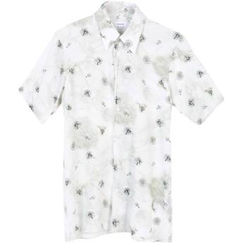 《期間限定セール開催中!》JIL SANDER メンズ シャツ ライトグリーン 41 レーヨン 100%