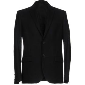 《期間限定セール開催中!》PAUL & JOE メンズ テーラードジャケット ブラック 50 ポリエステル 69% / レーヨン 29% / ポリウレタン 2%