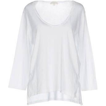 《セール開催中》INTROPIA レディース T シャツ ホワイト M コットン 100%