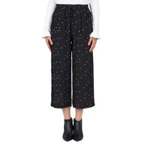 《期間限定セール開催中!》MOSS COPENHAGEN レディース パンツ ブラック XS レーヨン 100% Spirit Pants