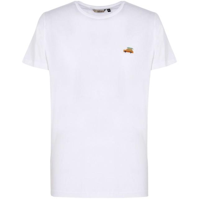 《セール開催中》RVLT/REVOLUTION メンズ T シャツ ホワイト S コットン 100%