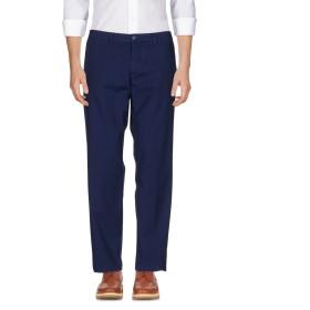 《期間限定 セール開催中》MANUEL RITZ メンズ パンツ ブルー 44 コットン 97% / ポリウレタン 3%