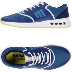 《セール開催中》MTNG レディース スニーカー&テニスシューズ(ローカット) ブルー 41 紡績繊維
