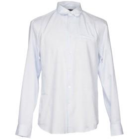 《セール開催中》JOHN VARVATOS メンズ シャツ スカイブルー XS コットン 100%