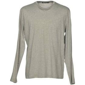《期間限定セール開催中!》ALEXANDERWANG.T メンズ T シャツ グレー M コットン 100%