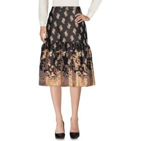 《送料無料》SILVIAN HEACH レディース 7分丈スカート スチールグレー XS 金属繊維 80% / ポリエステル 20%