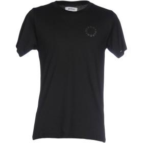 《期間限定 セール開催中》ONTOUR メンズ T シャツ ブラック S コットン 100%
