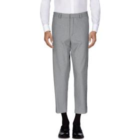 《期間限定セール開催中!》MAISON FLNEUR メンズ パンツ ライトグレー 52 ウール 80% / ポリウレタン 20%
