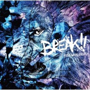 ★ CD / FEST VAINQUEUR / BREAK!! (CD+DVD) (初回限定盤)