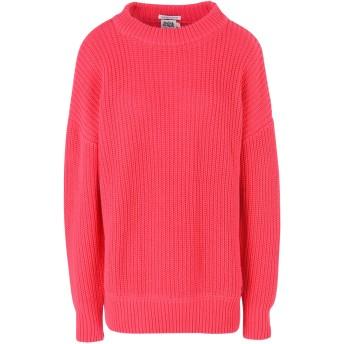 《セール開催中》TWIST & TANGO レディース プルオーバー フューシャ M オーガニックコットン 100% Magnolia Sweater