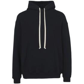 《期間限定セール開催中!》REPRESENT メンズ スウェットシャツ ブラック XL コットン 100%