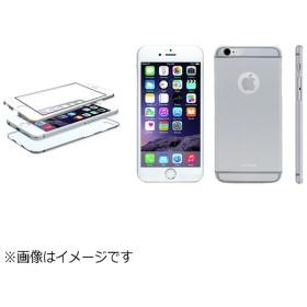 iPhone 6用 iGuard スキンカバー シルバー UMS-IGS