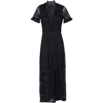 《期間限定 セール開催中》ADORE レディース ロングワンピース&ドレス ブラック XS ポリエステル 95% / ポリウレタン 5% CATERINA