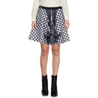 《セール開催中》PHILIPP PLEIN レディース ミニスカート ブラック XS 100% ポリエステル