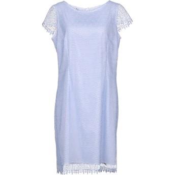 《セール開催中》BLUE BAY レディース ミニワンピース&ドレス スカイブルー 40 ポリエステル 100%