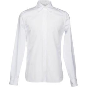 《期間限定 セール開催中》MARNI メンズ シャツ ホワイト 46 コットン 100%