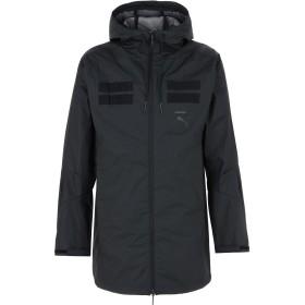 《セール開催中》PUMA メンズ ブルゾン ブラック S ポリエチレン 100% Pace LAB Hood Jacket