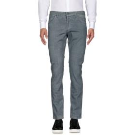 《セール開催中》ENTRE AMIS メンズ パンツ ブルーグレー 32 コットン 97% / ポリウレタン 3%