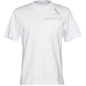 《期間限定セール開催中!》JIMI ROOS メンズ T シャツ ホワイト M コットン 100%