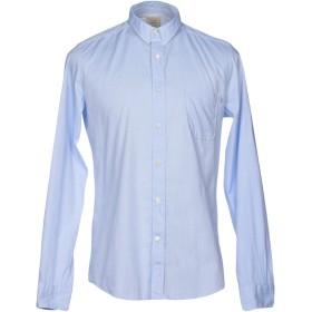 《期間限定 セール開催中》COAST WEBER & AHAUS メンズ シャツ スカイブルー XL コットン 100%