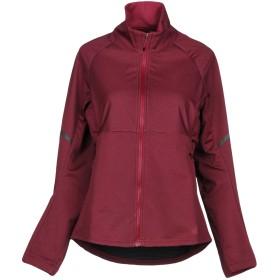 《期間限定 セール開催中》ADIDAS レディース スウェットシャツ ガーネット XS ポリエステル 100%