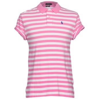 《セール開催中》POLO RALPH LAUREN メンズ ポロシャツ ピンク XL コットン 100%