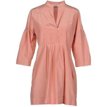 《期間限定 セール開催中》CALIBAN レディース ミニワンピース&ドレス ピンク 40 コットン 70% / シルク 30%