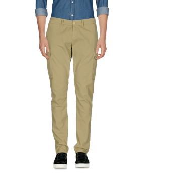 《期間限定 セール開催中》MAISON CLOCHARD メンズ パンツ ミリタリーグリーン 31 コットン 98% / ポリウレタン 2%