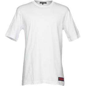 《セール開催中》MARKUS LUPFER メンズ T シャツ ホワイト XS 100% コットン