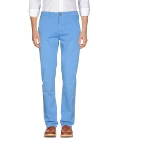 《期間限定 セール開催中》PEPE JEANS メンズ パンツ パステルブルー 29W-34L コットン 98% / ポリウレタン 2%
