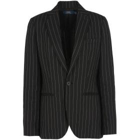 《期間限定 セール開催中》POLO RALPH LAUREN レディース テーラードジャケット ブラック 6 麻 55% / ウール 44% / 指定外繊維 1%