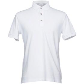 《セール開催中》JIL SANDER メンズ ポロシャツ ホワイト S コットン 100%