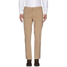 《期間限定セール開催中!》DANIELE ALESSANDRINI HOMME メンズ パンツ ベージュ 46 コットン 98% / ポリウレタン 2%