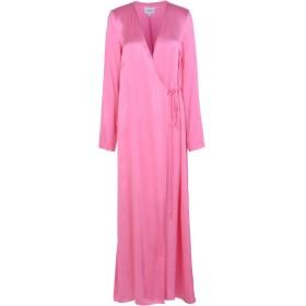 《セール開催中》JOVONNA レディース ロングワンピース&ドレス ピンク 8 レーヨン 100% Celton dress
