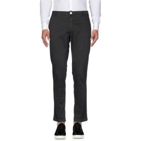 《期間限定セール開催中!》AGLINI メンズ パンツ ブラック 31 コットン 97% / ポリウレタン 3%