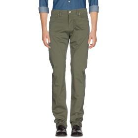 《期間限定 セール開催中》KARL LAGERFELD メンズ パンツ ミリタリーグリーン 30 コットン 97% / ポリウレタン 3%