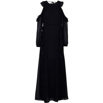 《セール開催中》GLAMOROUS レディース ロングワンピース&ドレス ブラック XS ポリエステル 100%