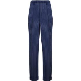 《期間限定セール開催中!》POLO RALPH LAUREN レディース パンツ ダークブルー 4 ウール 100% Straight Classic Pant