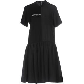 《期間限定 セール開催中》ALYX レディース ミニワンピース&ドレス ブラック XS 100% ポリエステル コットン
