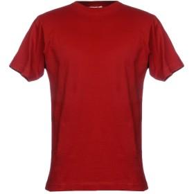 《期間限定 セール開催中》OBVIOUS BASIC メンズ T シャツ レッド S 100% コットン