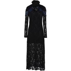 《期間限定セール開催中!》FLIVE レディース ロングワンピース&ドレス ブラック 40 ポリエステル 100%